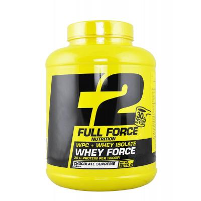 Whey Force, 2016 g - F2 Full Force