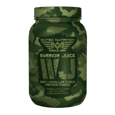 Muscle Army Warrior Juice, 900 g - Scitec Nutrition