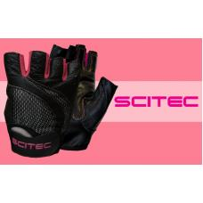 Rukavice Pink Style - Scitec Nutrition