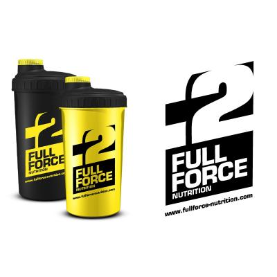 Shaker, 700 ml - F2 Full Force