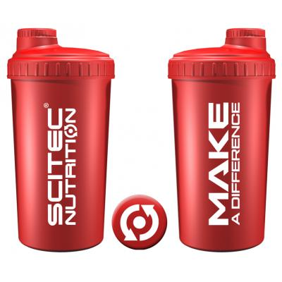 Scitec Nutrition Make a Difference shaker, 700 ml