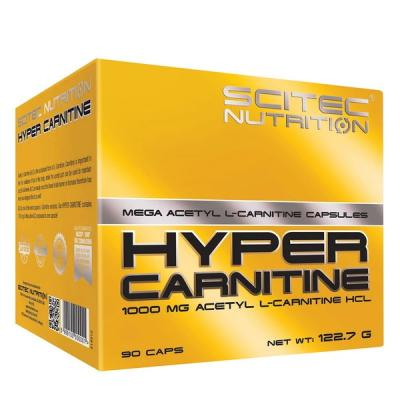 Hyper Carnitine, 90 tabliet - Scitec Nutrition