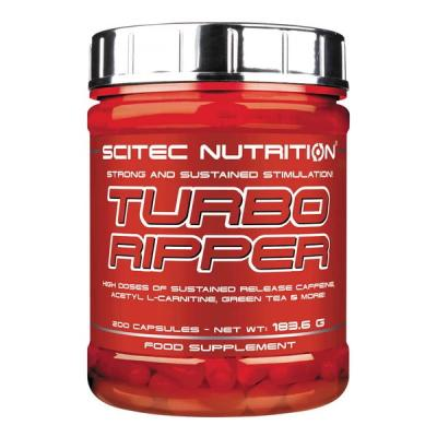 Turbo Ripper, 200 tabliet - Scitec Nutrition