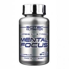 Scitec Nutrition, Mental Focus, 90 tabliet