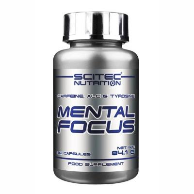 Mental Focus, 90 tabliet - Scitec Nutrition