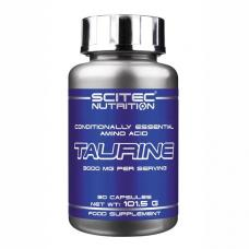 Taurine, 90 tabliet - Scitec Nutrition