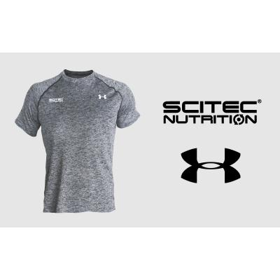 Under Armour, šedá - Scitec Nutrition