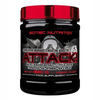 Attack! 2.0, 320 g - Scitec Nutrition