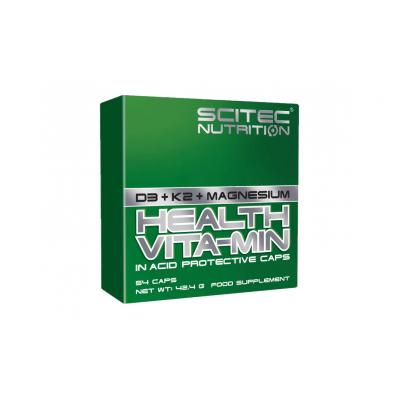 Health Vita-min, 54 tabliet - Scitec Nutrition