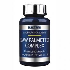 Scitec Nutrition, Saw Palmetto Complex, 60 tabliet