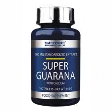 Scitec Nutrition, Super Guarana, 100 tabliet