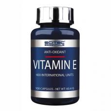 Vitamin E, 100 tabliet - Scitec Nutrition