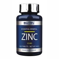 Zinc 25 mg, 100 tabliet - Scitec Nutrition