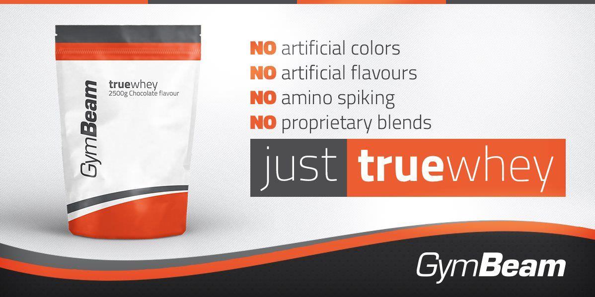 Proteín True Whey, 1000 g - GymBeam